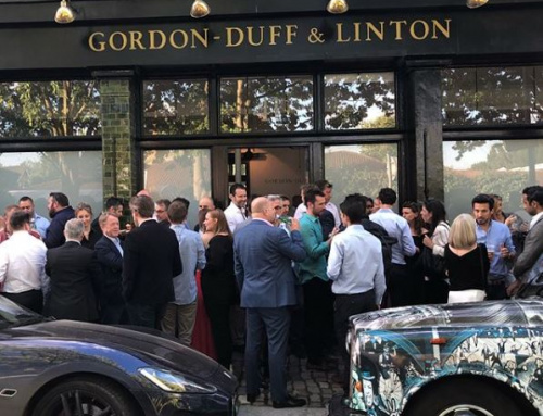 Gordon-Duff & Linton Summer Party